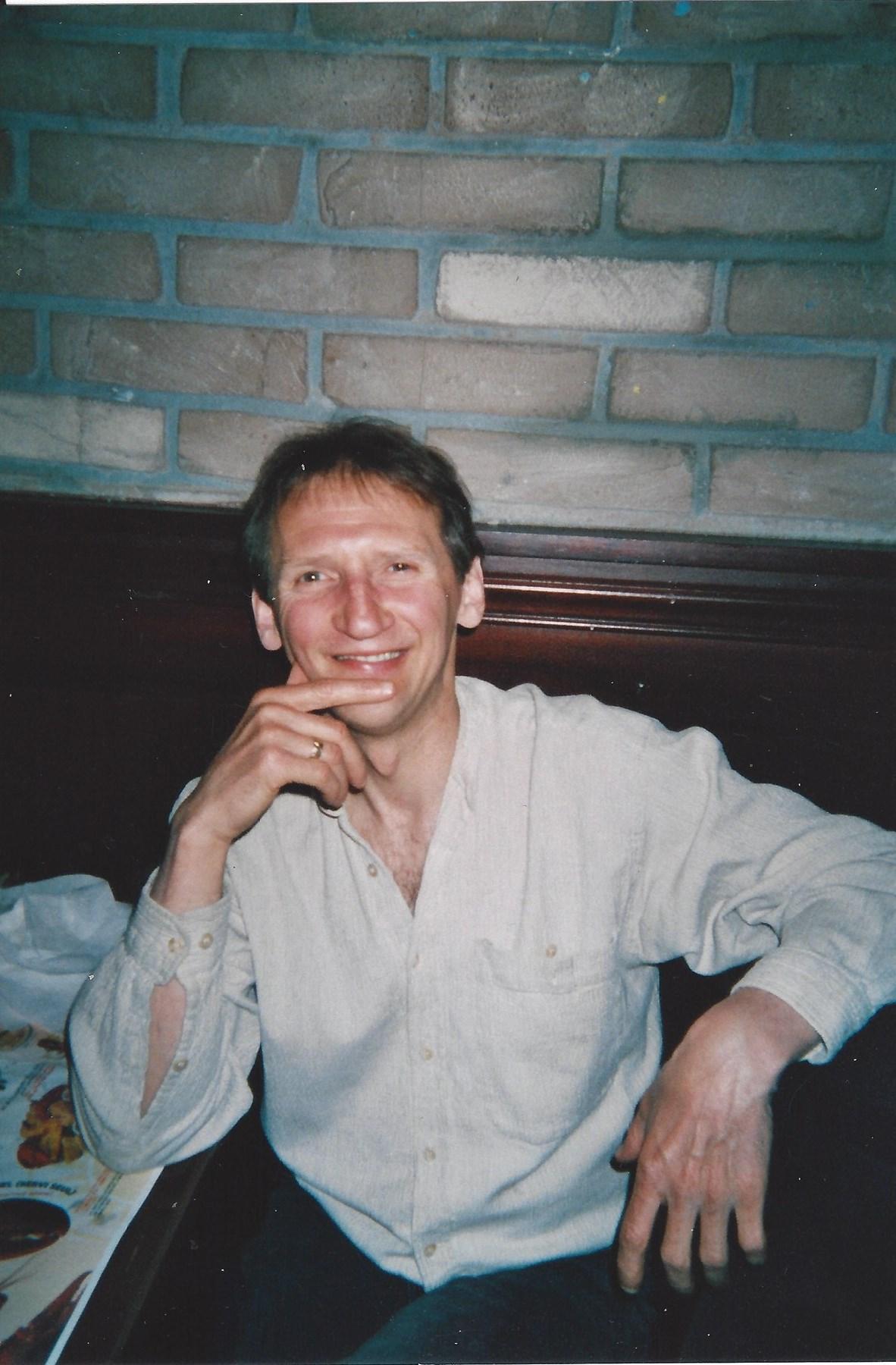 Alain  Roy