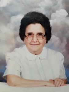 Eunice Velma  Tucker