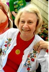 Gail Judith  Walker