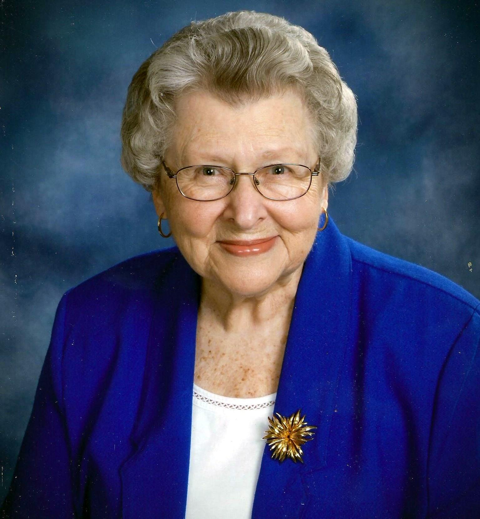 Betty Lazenby  Murdock