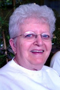 "Geraldine ""Gerry"" Catherine  (Née Bucknam) McGeorge"