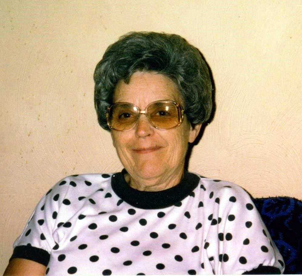 Edith Lesher  Kralik