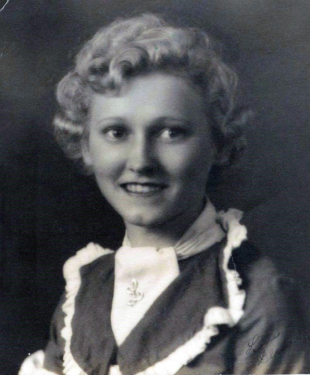 Gladys K.  Christensen