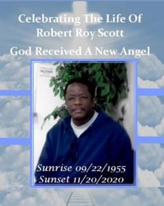 Robert Roy  Scott