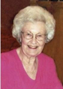 """Bertha """"Betty"""" Marie  Miller"""