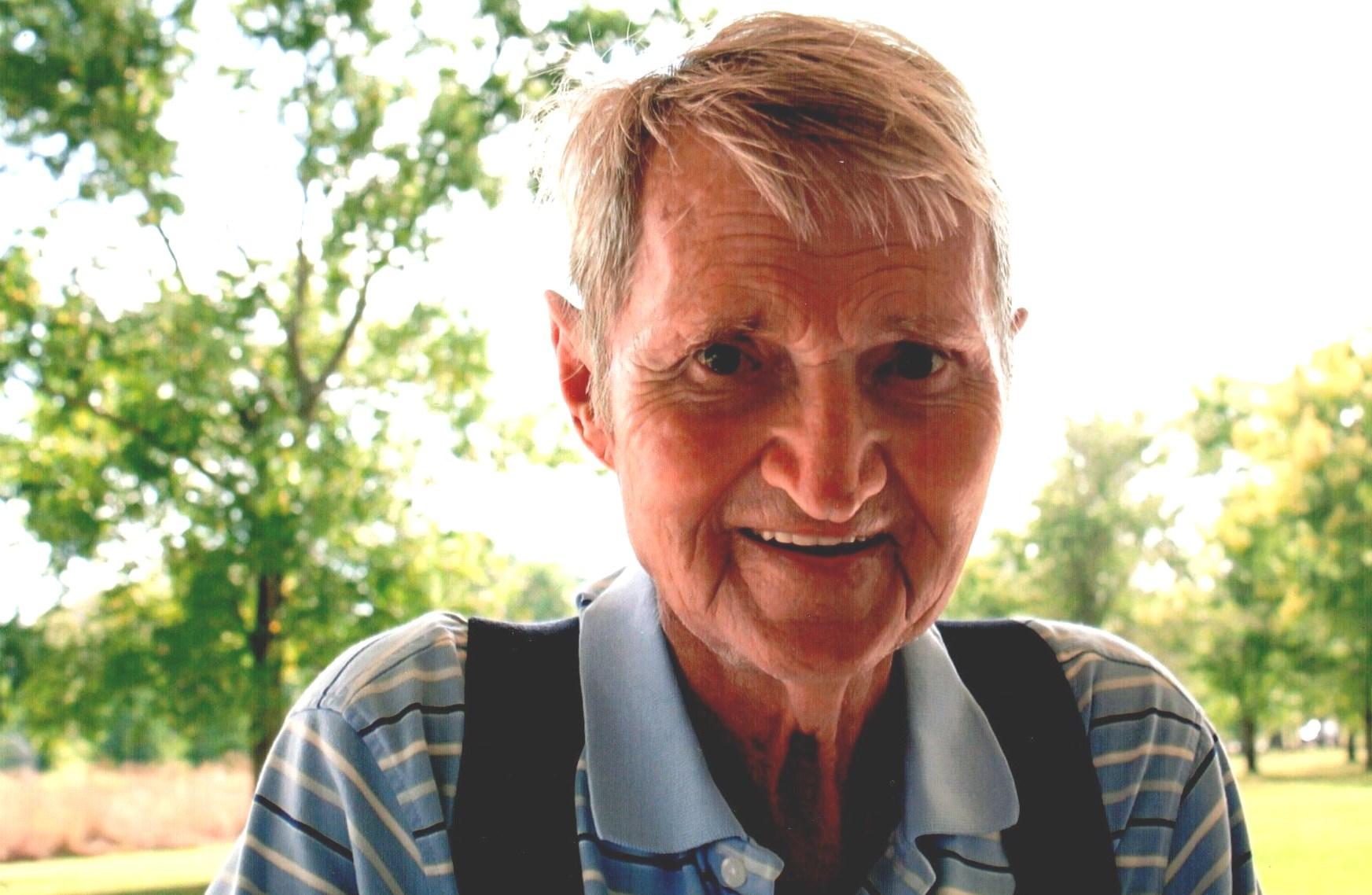 Harold Mabry  Newman