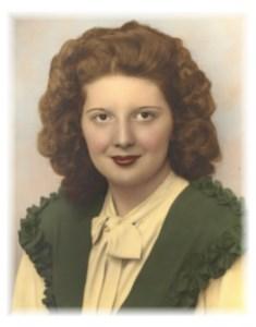 Ruby Louise  Cothran