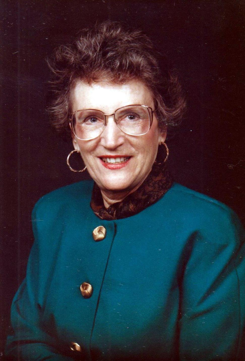 Marian Patricia  Stevenson