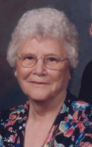 Edna Mae  Allen