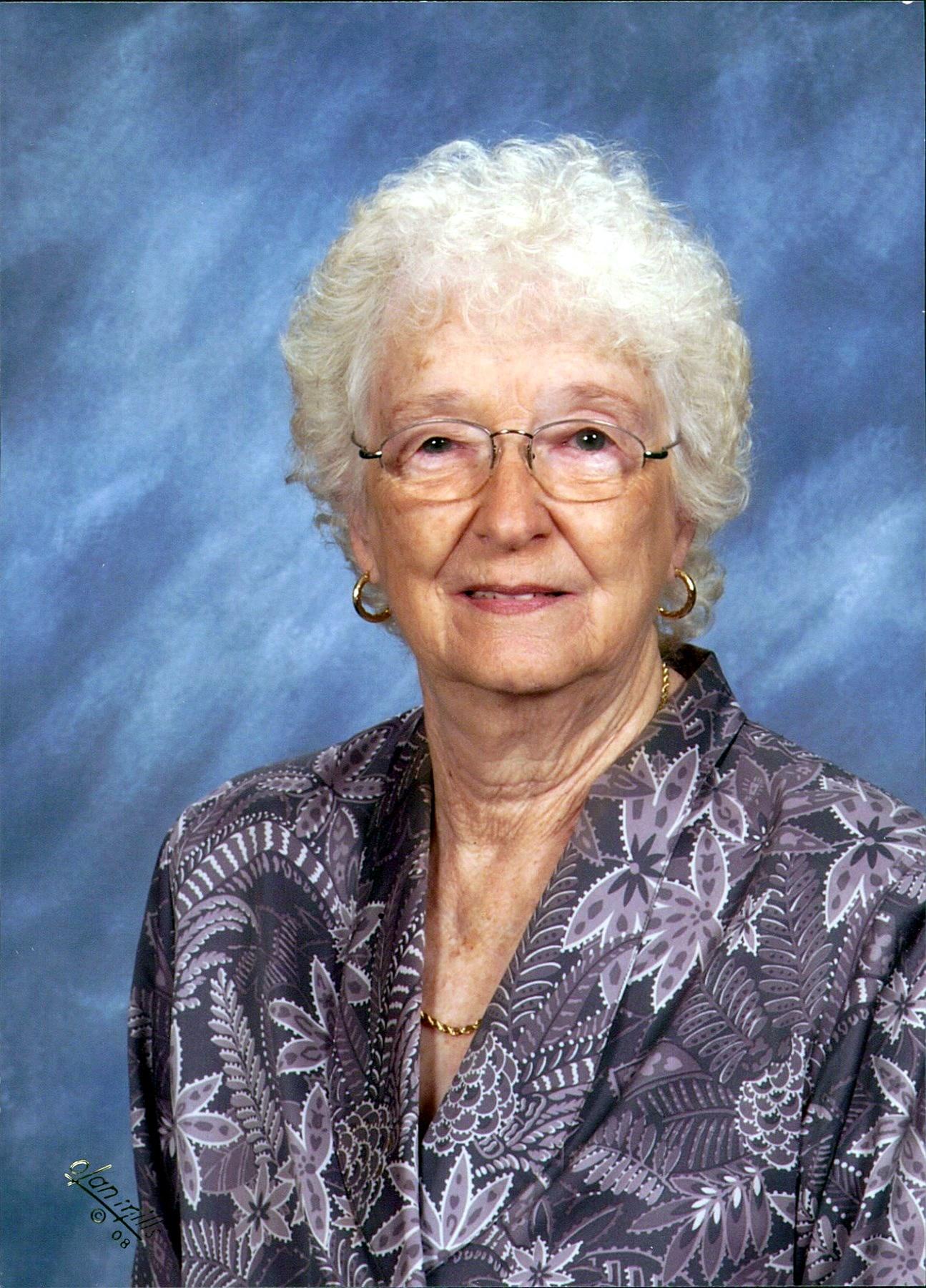 Barbara Ione  Jones Watts