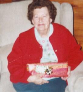 Marie E.  Hoch