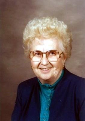 Deloris Oberg (nee Shaw)