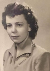 Marie Frazier  Nelson