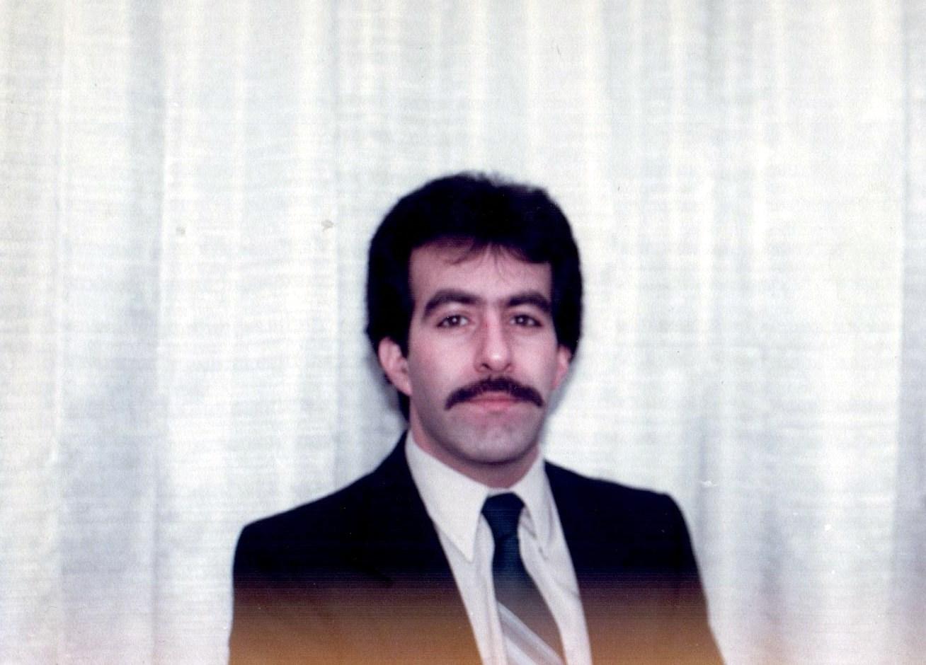 Robert John  Marshall