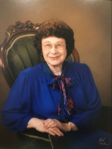 Peggy  (Price) Franks Durden