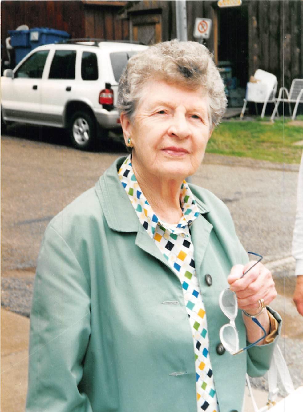 Hilda May Strnad (Totzke) Obituary - Kitchener, ON