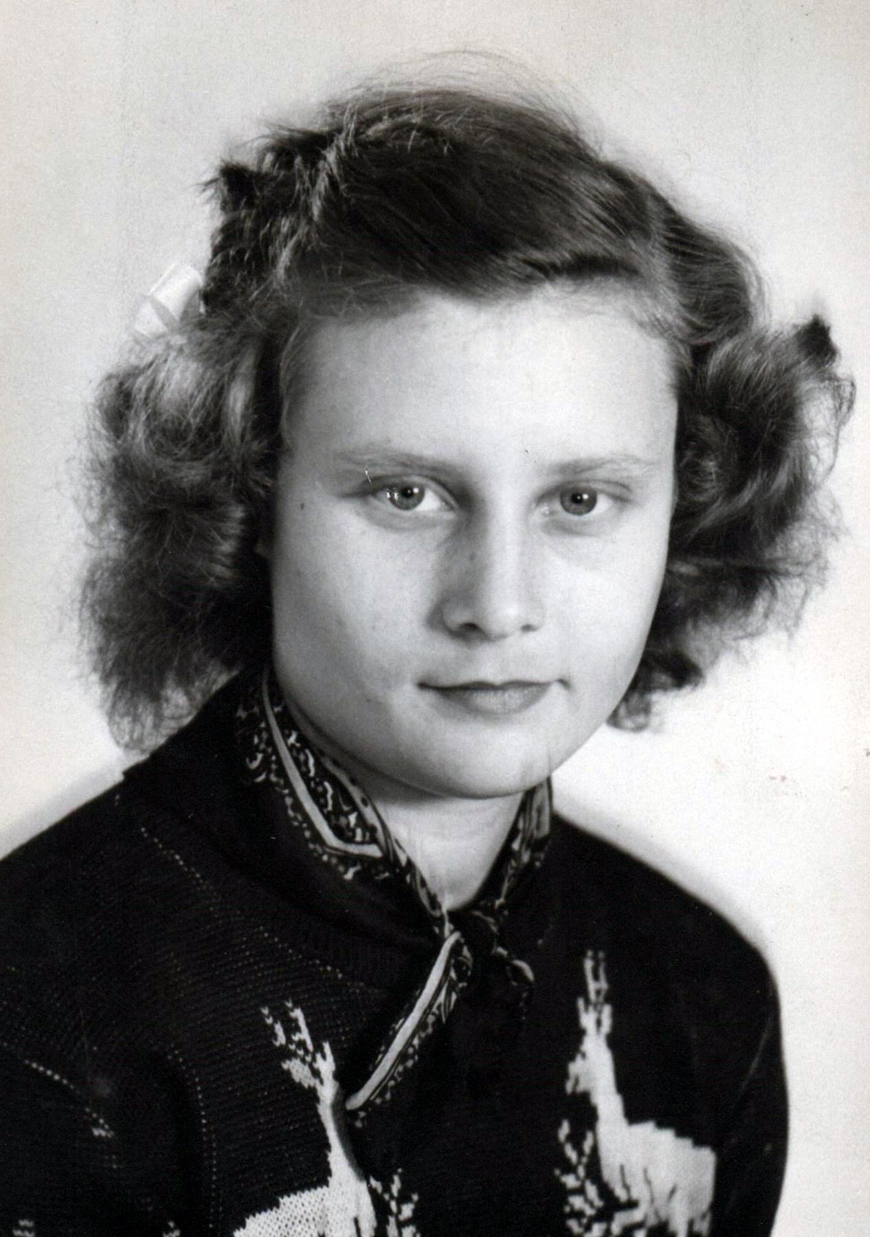 Norma Jean  (Teffeteller) Cutshaw