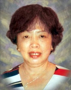 Bà Anna  Phạm Thị Khâm
