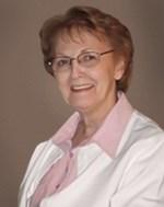 Shirley Le Mesurier (Née Fahey)