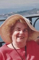 Joan de Souza (nee McCahey)