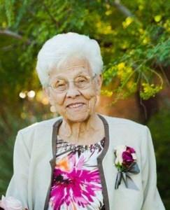 Clara Marie  Arnold