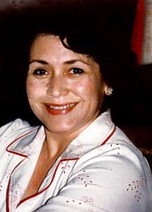 """Maria """"Cuqui"""" Refugio  Perales"""