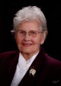 Mary Ann  Braham