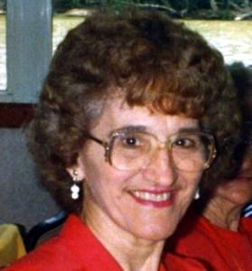 Josephine Elizabeth  Muenzer