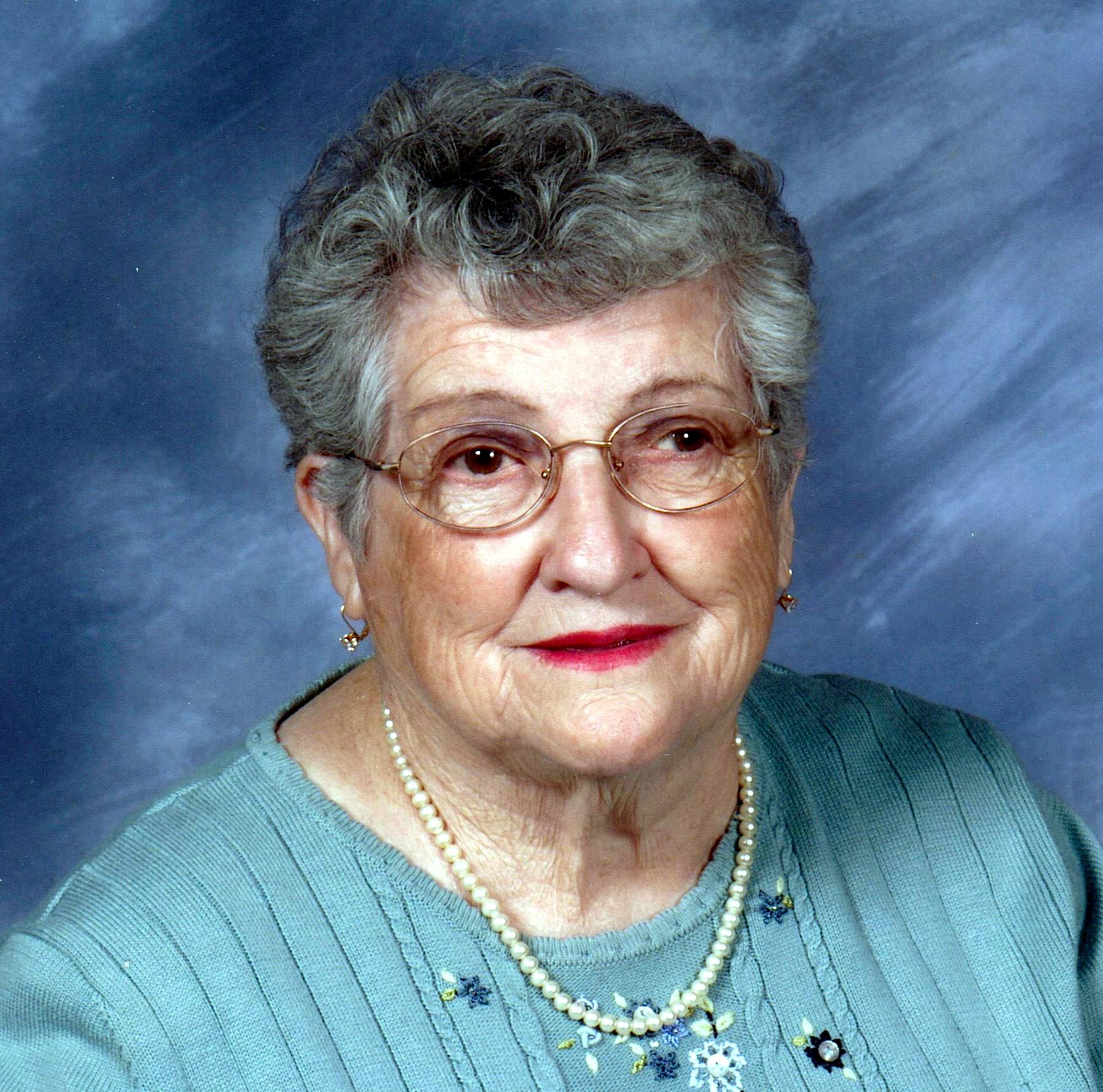 Thelma Hamm  Rowe