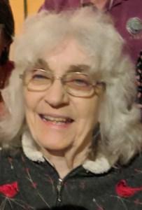 Maxine Edna  Mann