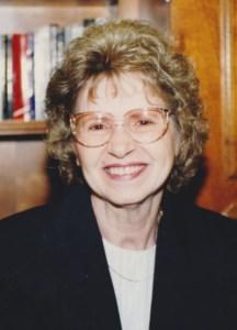 """Barbara """"Polly"""" Pauline  (Hoffman) Ward"""