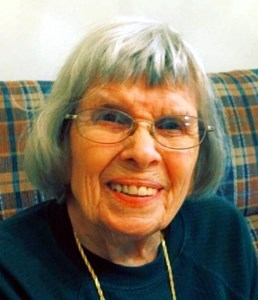 Irene Mae  Allen