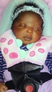 Baby Girl Annie V.  GREEN