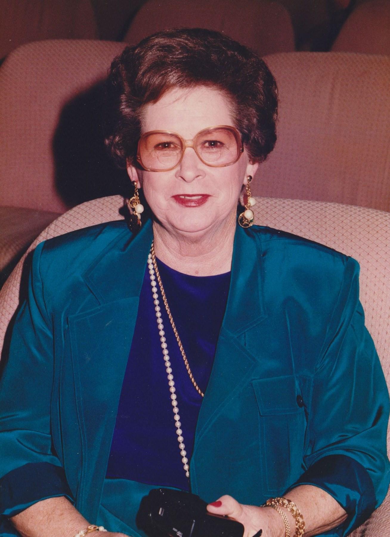 Fay Bullock  Holloway
