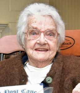 Mary F.  Allquist