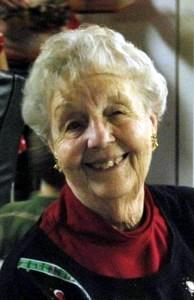 Shirley Norris  Straker