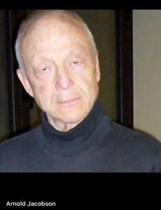 Arnold E.  Jacobson