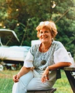 Mrs. Betty Doris  Bay