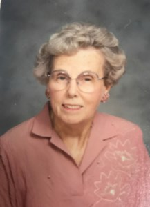Geraldine C.  McDonald