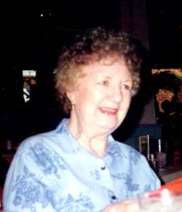 Doreen Lillian  Flowers