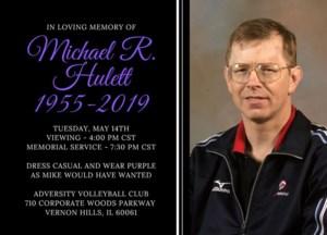 Michael R.  Hulett