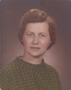 Florene F.  Stinnett