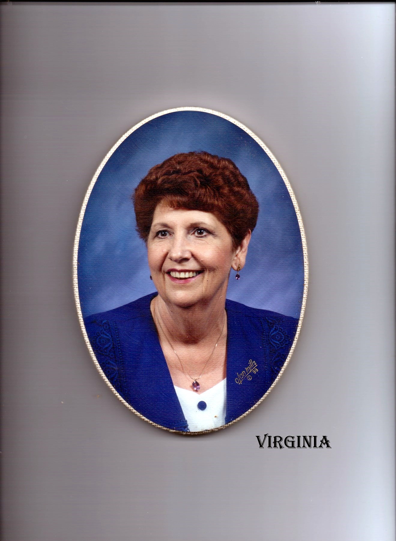 Virginia Jane  Somersett