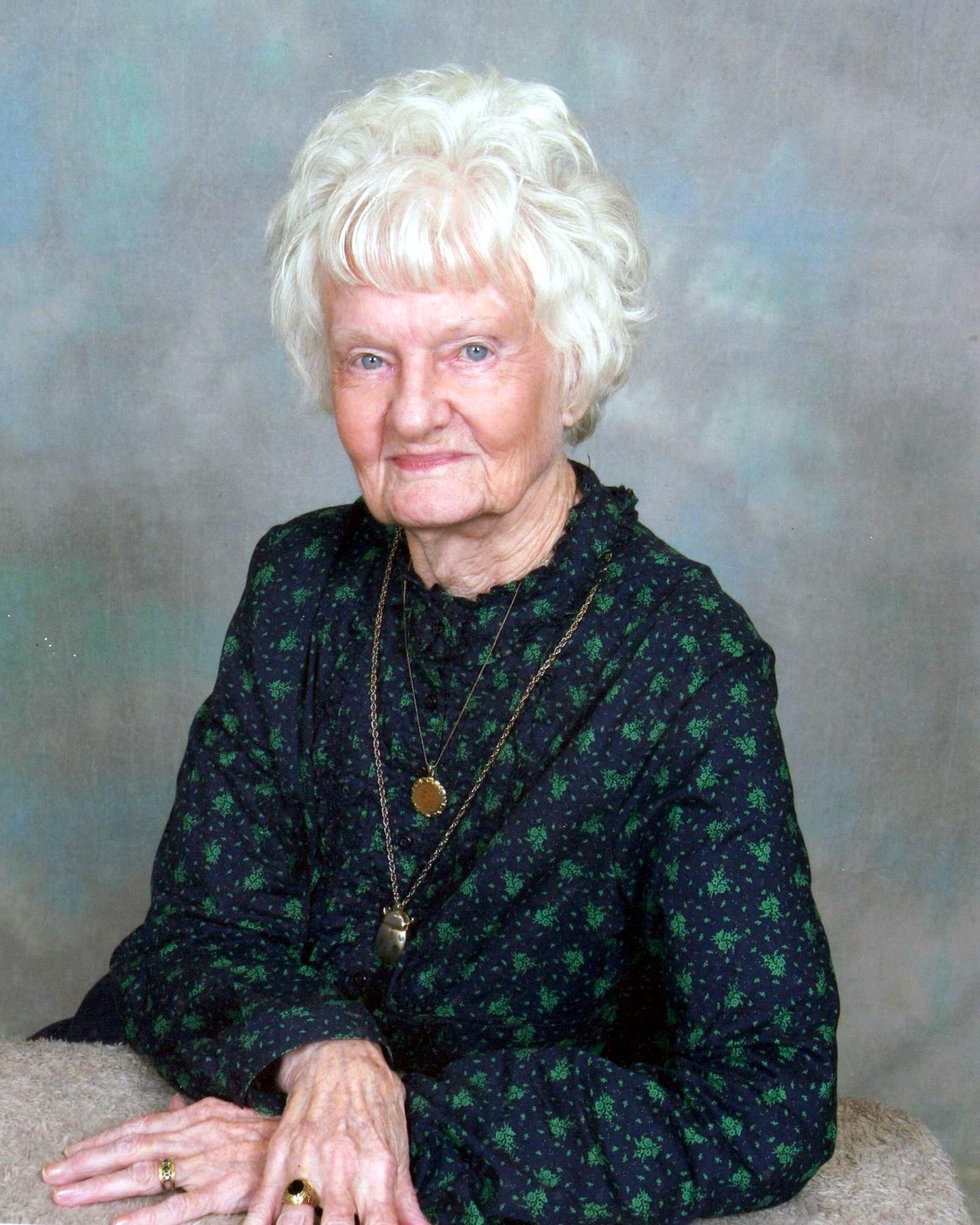 Frances Gabriel  Berry