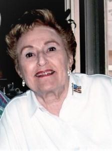 Betty Ann  Waddell