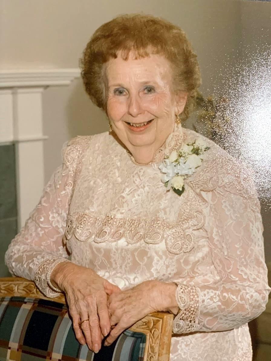 Agnes Yvonne  Simpson