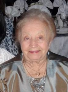 Elizabeth (Betty)  Vanchik
