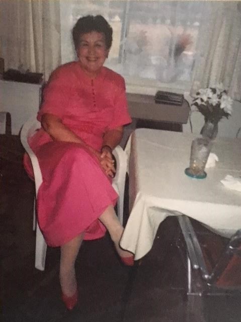Faye Bouknight  Giles
