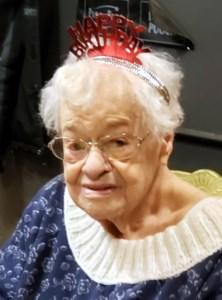 Betty F.  Zbranchik