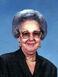 Gladys  Coufal Marsh